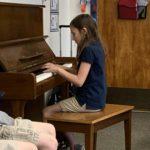 Maelie piano