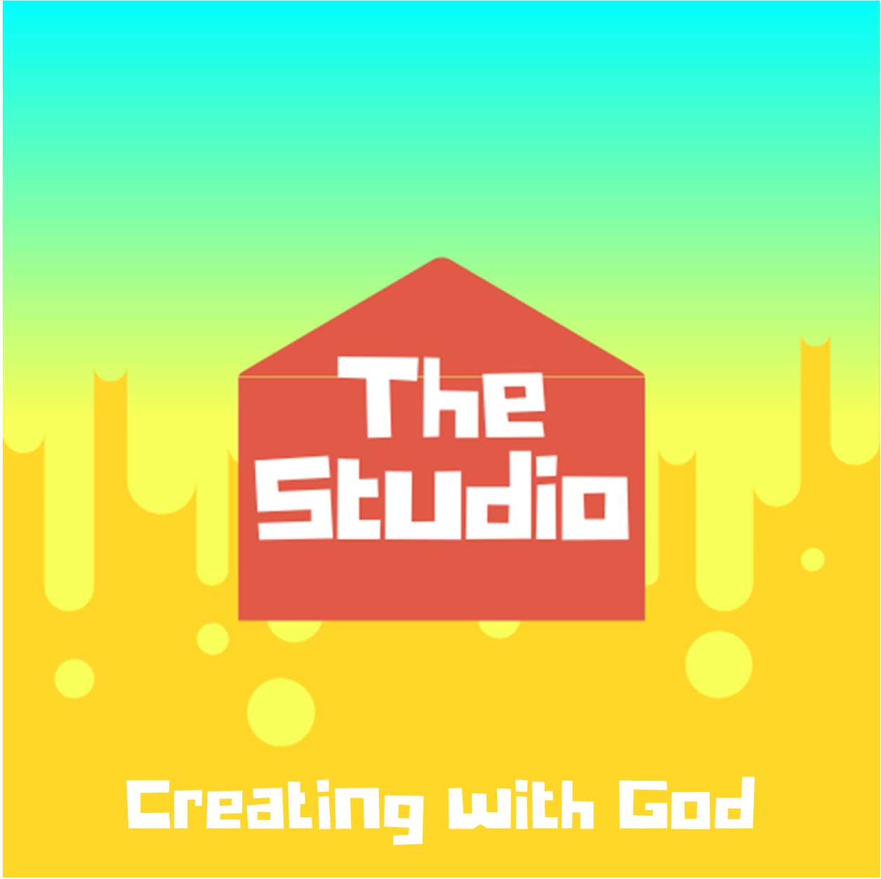 The Studio - Summer 2020 - Tagline Logo